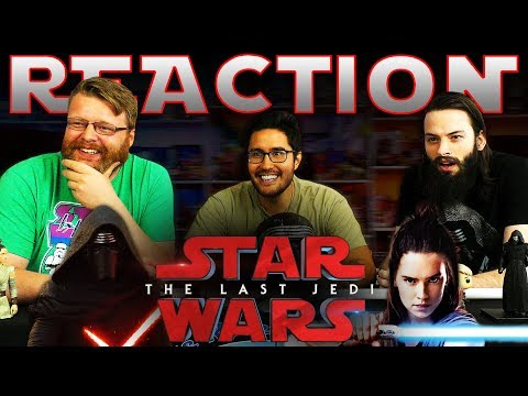 Thumbnail: Star Wars: The Last Jedi Behind The Scenes REACTION!!