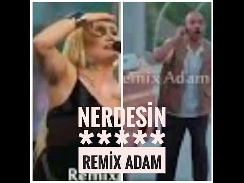 Remix Adam- Nerdesin allah belanı versin & Konya yolundayım konya (küfürlü)