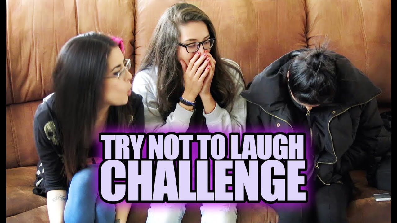 Try And Not Laugh Challenge