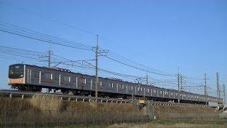 【JR東日本】メルヘン顔同士のすれ違いも!武蔵野線生え抜き205系メルヘン顔消滅へ・・・