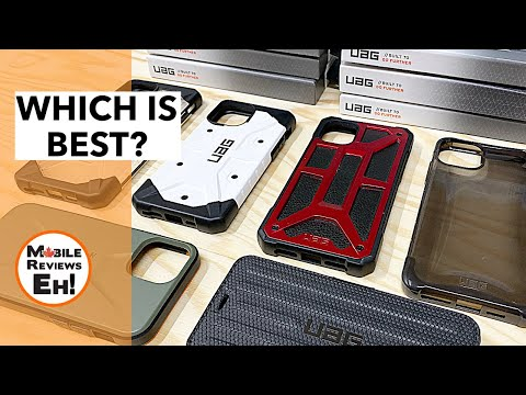 The BEST Urban Armor Gear Cases For The IPhone 11, IPhone 11 Pro And Pro Max?