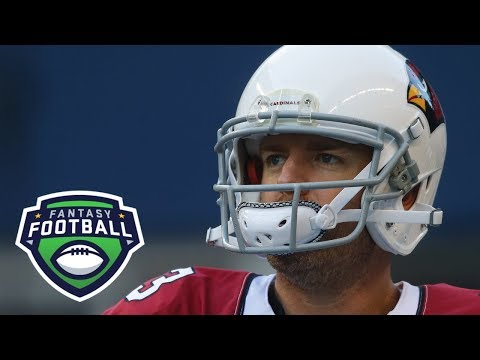 Carson Palmer could be top 10 play Week 1 | Fantasy Focus | ESPN