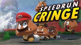 Super Mario Odyssey Speedrun?