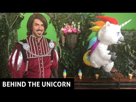 Extended Behind the Scenes - Squatty Potty's Unicorn Ad