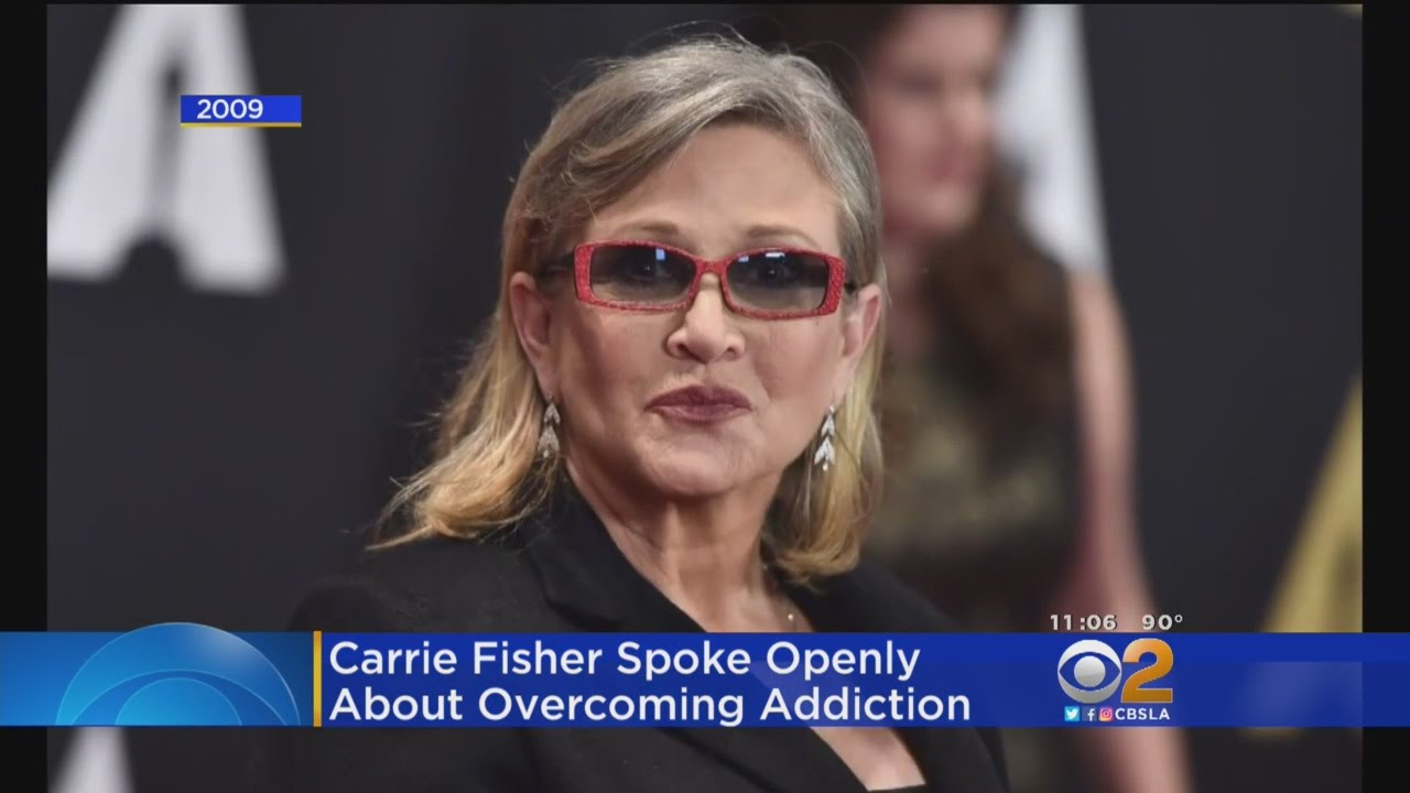 Carrie Fisher had cocaine, heroin and other opiates in her system when she ...