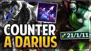 ¡JUEGA DARIUS Y LE HAGO COUNTER! URGOT ES DIOS | League of Legends