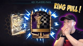 *KING* PLAYER PULL!! FIFA MOBILE 18 KEY PLAYER BUNDLE OPENING & WORLD CUP ICON PULLS!!