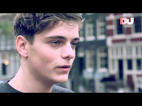 DJ Mag NL meets Martin Garrix