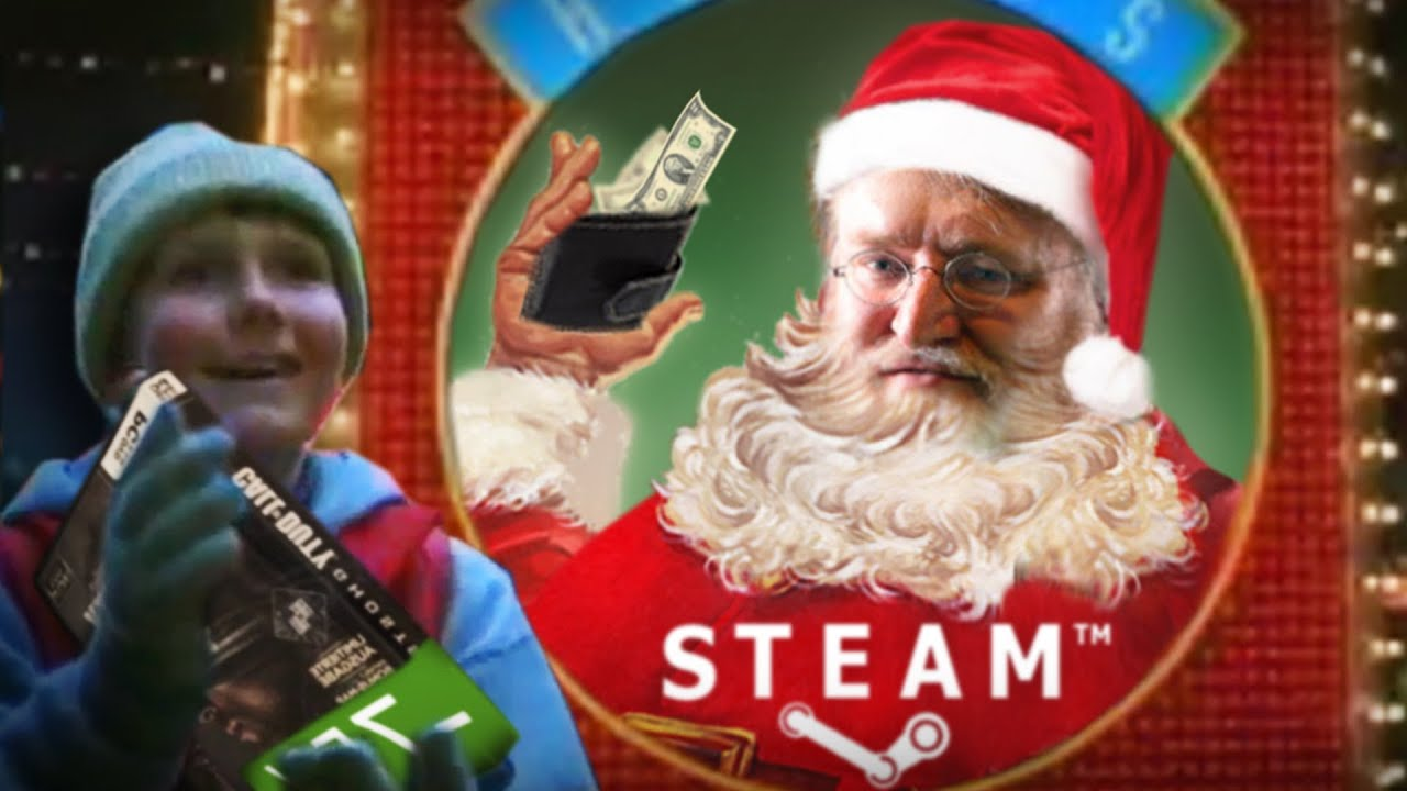 STEAM HOLIDAY SALE IS COMING - YouTube