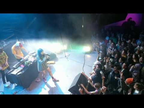 Kero Kero Bonito - Trampoline - Live San Francisco
