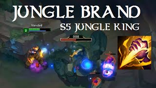 Jungle Brand Guide!! S5 RIP!!