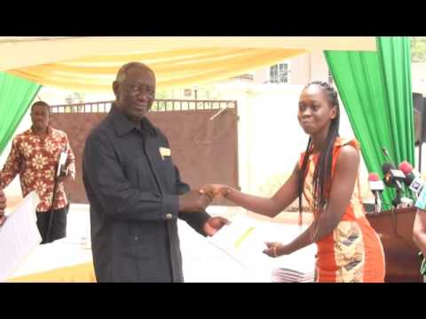 14 To Benefit From Kufuor Scholarship Programme