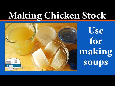 How long can you keep chicken broth