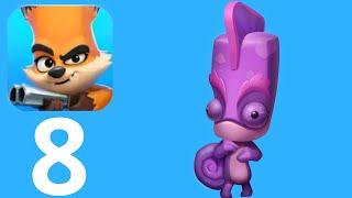 Zooba : Zoo Battle Arena Gameplay Walkthrough - Larry (ios,Android)