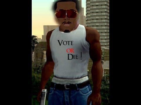 Vote Or Die South Park-Gta (parody)