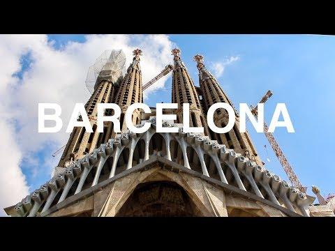 Media vuelta al mundo | Barcelona día 2