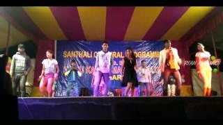 New Santali 2017 Duniya Ko Goli Maaro Sony Dance Performance In Kethardih