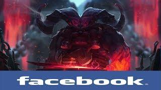 If league of legends Champions had Facebook #85 (Meet Ornn)