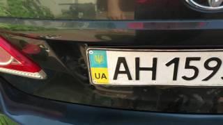Королла из Украины