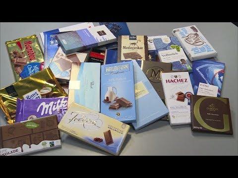 STIFTUNG WARENTEST: Warum die teuerste Schokolade so schlecht abschneidet