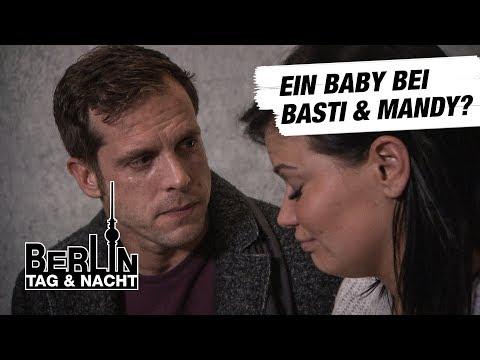 Wollen Basti und Mandy ein Baby? #1836   Berlin - Tag & Nacht