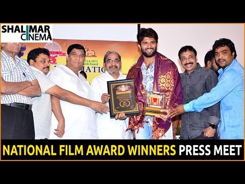 Film Critics Association Congrats meet National Film Award Winner  || Pelli Choopulu