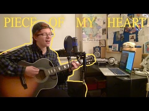spookyghostboy - Piece of My Heart (cavetown cover)