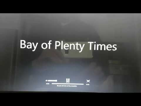 Bay Of Plenty Times interview