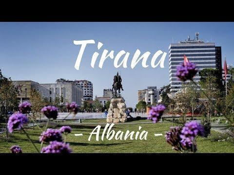 Cosa vedere a Tirana in un giorno - VIAGGIO in ALBANIA