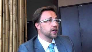 Interview de Gaëtan Delesalle - Directeur des ventes du NH Lyon Aéroport