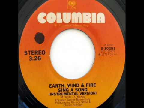 Sing A Song (Instrumental Version) EARTH, WIND & FIRE [Jazz FM]