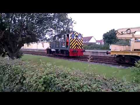 Shunting on the WSR