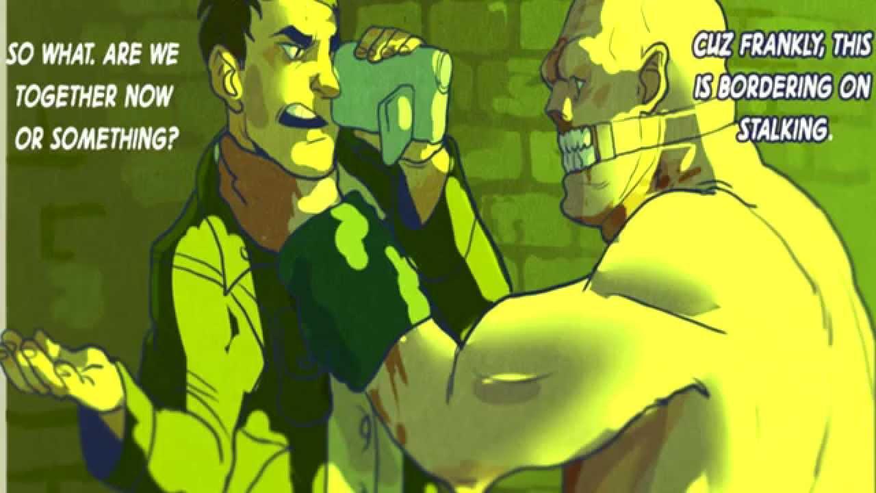 Outlast Comics  Chris Walker El Acosador - Youtube-1427