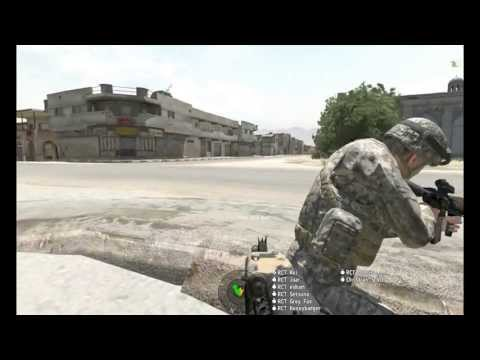 USSOCOM BCT Infantry Operations in Urban Terrain 2/4 (MOUT)