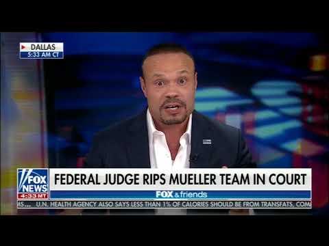 DAN BONGINO FULL ONE-ON-ONE INTERVIEW ON FOX & FRIENDS   VIDEO   FOX NEWS (5/5/2018)