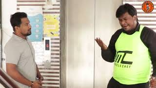 Cleaner Prank | Prankster Rahul | Tamil video | PSR India 2021