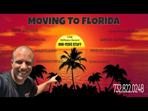 Florida Moving Company | Long Distance Movers | Moving NJ