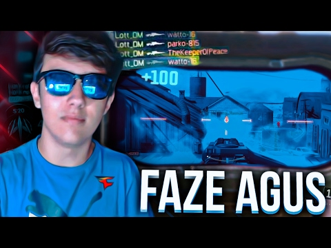 """FaZe AguS"" REGRESA a BLACK OPS 3!!"