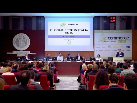 E-commerce in Italia 2016 - Casaleggio Associati