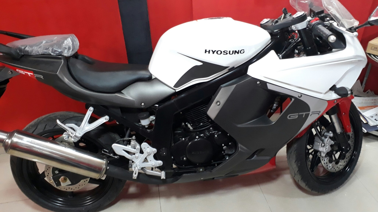 Sports Bike Episode 1 - Hyosung GT250R - Price, Details, Review and ...