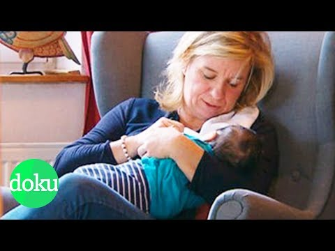 Mama auf Zeit: Eine Ersatzfamilie für Babys in Not  | WDR Doku
