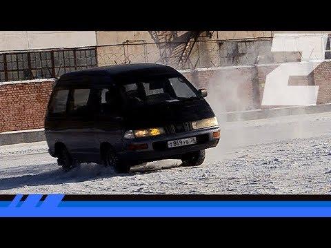 """Оживление японской """"МАРШРУТКИ"""". Toyota TOWN ACE, 1993. Техническая серия."""