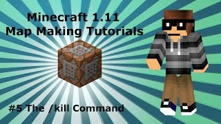 #5 the /kill command