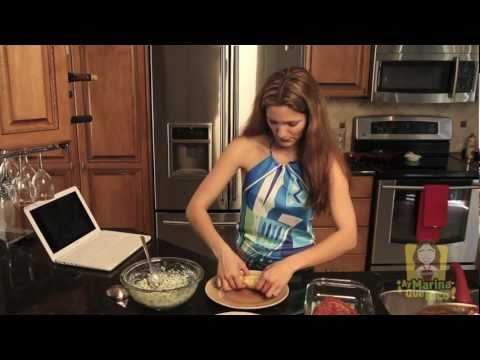 La cocina del 9 23 05 2012 l cteos barraza canelone for Cocina 9 ariel rodriguez palacios pollo relleno