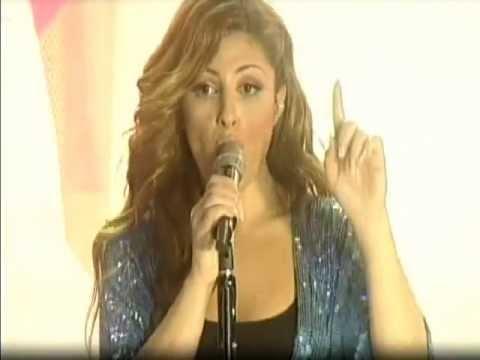 Helena Paparizou - You Set My Heart On Fire (Live @ Mad Secret Concert 2005)