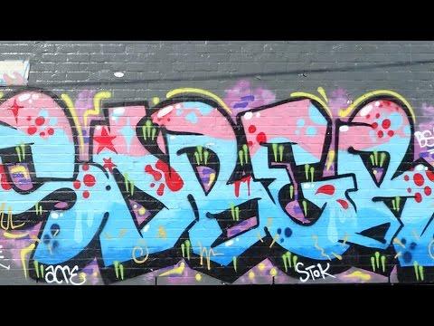 Sober graffiti