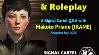 Research, Lore and Roleplay with Makoto Priano