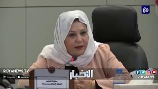 المدير العام لقوات الدرك يلتقي رئيس وأعضاء ملتقى البرلمانيات الأردنيات - (28-2-2018)