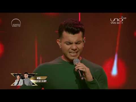 Vuelve - Ricky Martin - Dúo MIA - Factor X 2019