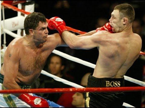 Vitali Klitschko vs Corrie Sanders (Highlights)